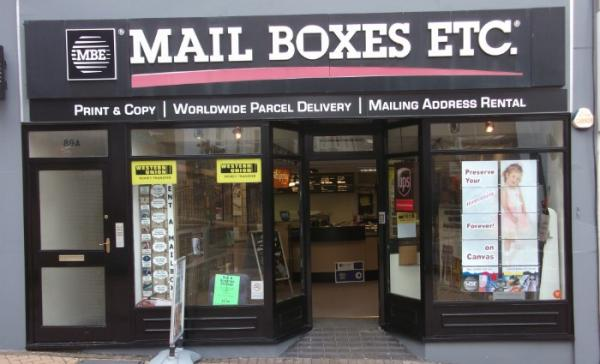 MAIL BOXES ETC - BLACKTOWN - 00742